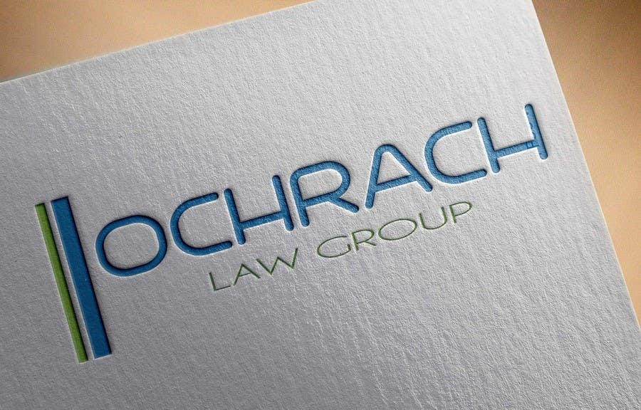 Konkurrenceindlæg #                                        121                                      for                                         Design a Logo for Ochrach Law Group