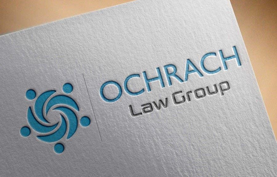 Konkurrenceindlæg #                                        130                                      for                                         Design a Logo for Ochrach Law Group