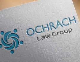 #130 untuk Design a Logo for Ochrach Law Group oleh captjake