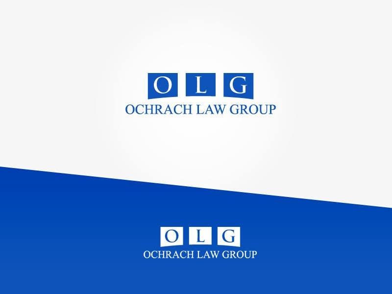 Konkurrenceindlæg #                                        114                                      for                                         Design a Logo for Ochrach Law Group