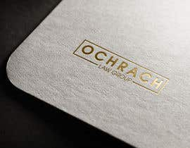 #119 for Design a Logo for Ochrach Law Group by mamunfaruk