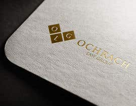 #124 for Design a Logo for Ochrach Law Group by mamunfaruk