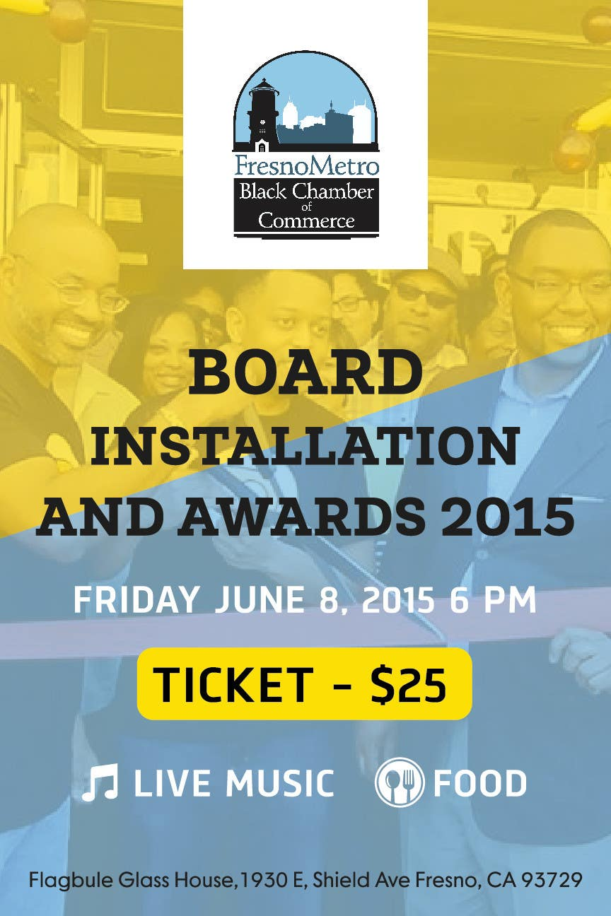 Contest Entry #                                        13                                      for                                         Chamber Board Installation Event