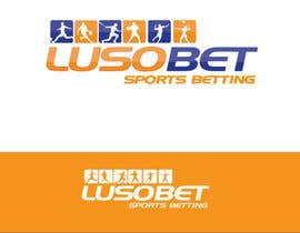 #32 for Projetar um Logo for LUSOBET af manuel0827