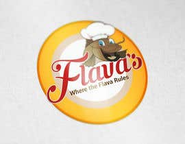 #34 for Re-Design a Logo for New US Restaurant Called Flavas af Modeling15
