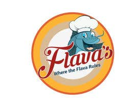 #37 for Re-Design a Logo for New US Restaurant Called Flavas by Modeling15