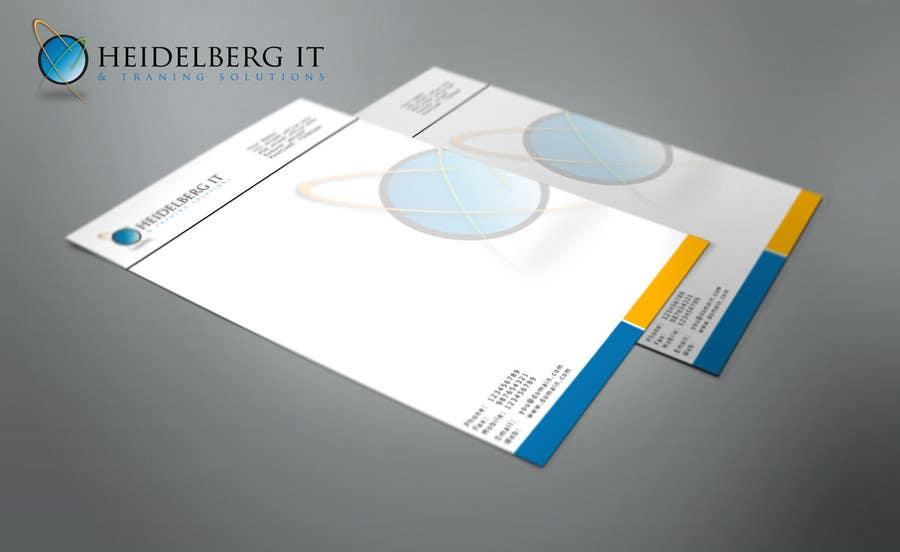 Bài tham dự cuộc thi #16 cho Design a Logo/Letterhead  for my small business