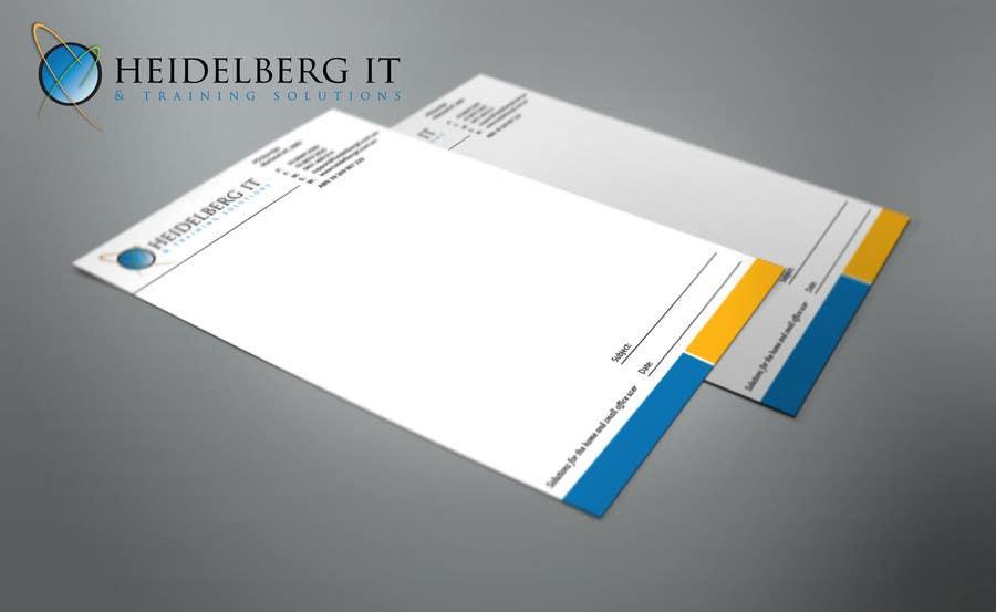 Inscrição nº 28 do Concurso para Design a Logo/Letterhead  for my small business