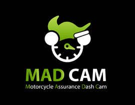 #14 cho Design a Logo & App Icon for MAD Cam (Motorcycle Assurance Dash Cam app) bởi azzou22