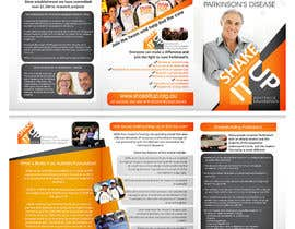 creationz2011 tarafından Design a  A5 Tri fold Brochure (A5 when closed) for a Not for Profit Foundation için no 9
