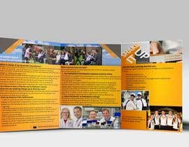 #10 for Design a  A5 Tri fold Brochure (A5 when closed) for a Not for Profit Foundation by Fidelism