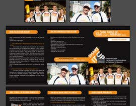 #13 para Design a  A5 Tri fold Brochure (A5 when closed) for a Not for Profit Foundation por mjuliakbar