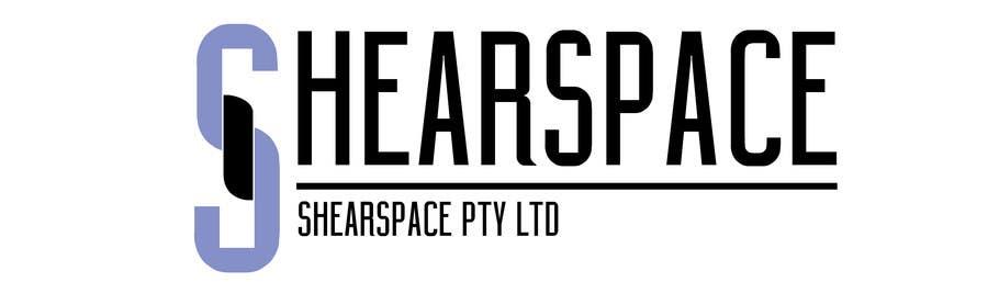 Penyertaan Peraduan #3 untuk Shearspace Logo