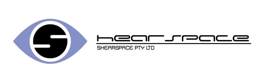 Penyertaan Peraduan #5 untuk Shearspace Logo