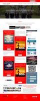 Imej kecil Penyertaan Peraduan #16 untuk Design the homepage of my website