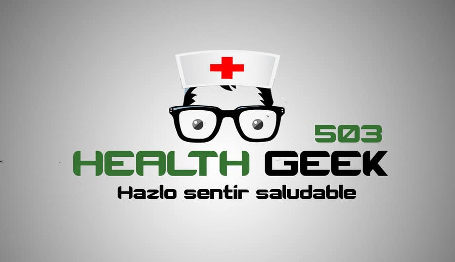 Contest Entry #                                        11                                      for                                         HEALTH PRODUCT BRAND AND LOGO: HEALTHGEEK 503