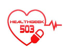#6 untuk HEALTH PRODUCT BRAND AND LOGO: HEALTHGEEK 503 oleh freecreating