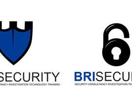 #96 for Design a Logo for BRI Security by nat385