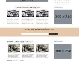 Nro 22 kilpailuun Design a Website Mockup for Private Jet company käyttäjältä jobgathu