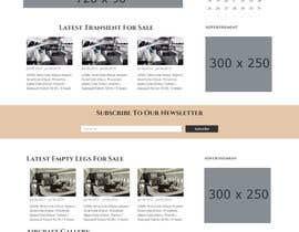#22 untuk Design a Website Mockup for Private Jet company oleh jobgathu