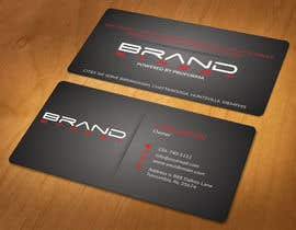 nº 28 pour Design some Business Cards for New Business par akhi1sl