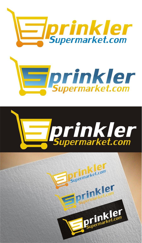 Konkurrenceindlæg #                                        15                                      for                                         Design a Logo for SprinklerSupermarket.com
