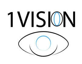 #42 untuk We need new logo for advertising company 1Vision oleh logan83950