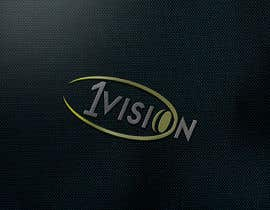 #48 untuk We need new logo for advertising company 1Vision oleh ysnsyed