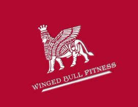 #18 for Winged Bull Fitness Logo af aboodymaher