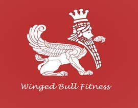 #29 for Winged Bull Fitness Logo af aboodymaher