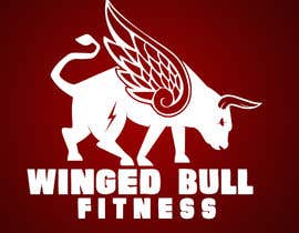 #13 for Winged Bull Fitness Logo by pactan