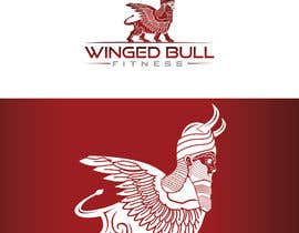 #24 for Winged Bull Fitness Logo af AWAIS0