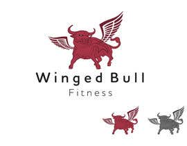 #17 for Winged Bull Fitness Logo by AlyDD