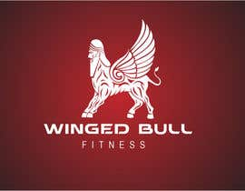 #27 for Winged Bull Fitness Logo by rasithagamage