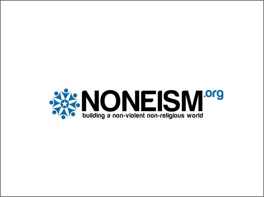 Design a Logo for noneism.org için 64 numaralı Yarışma Girdisi