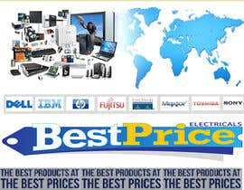 nº 38 pour Design a Banner for Electronic store Best Price par pateltiniv