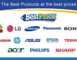 nº 41 pour Design a Banner for Electronic store Best Price par mamun313