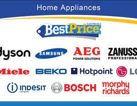 nº 46 pour Design a Banner for Electronic store Best Price par mamun313
