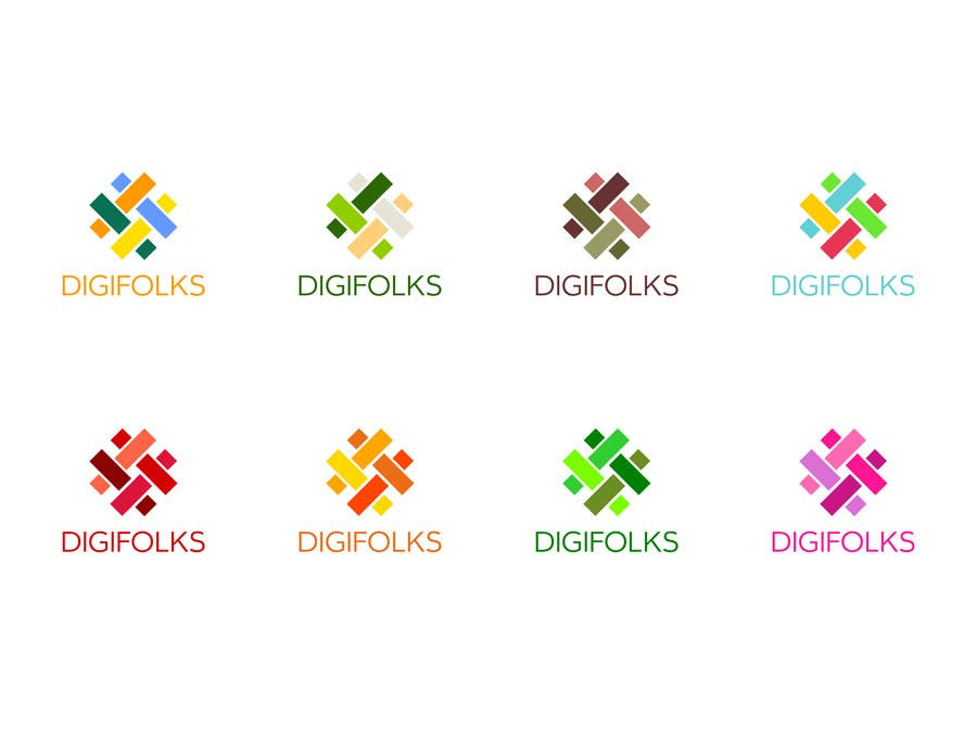 Bài tham dự cuộc thi #9 cho Create a logo for Digifolks, a new Digital Marketing Consulting Company