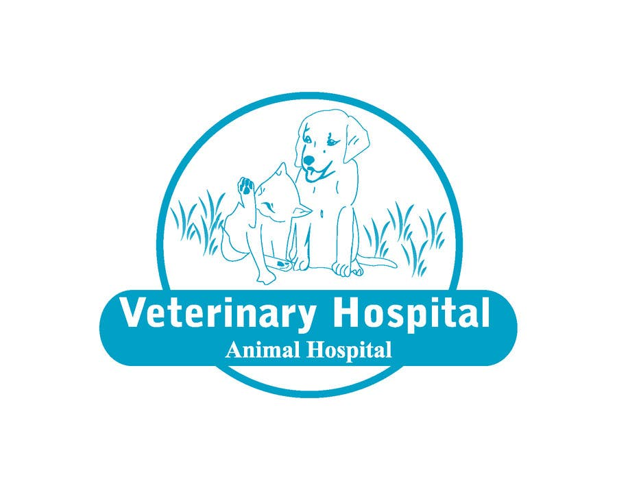 Konkurrenceindlæg #61 for Veterinary Hospital Logo