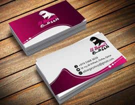 nº 15 pour Design some Business Cards for abaya shop par Med7008