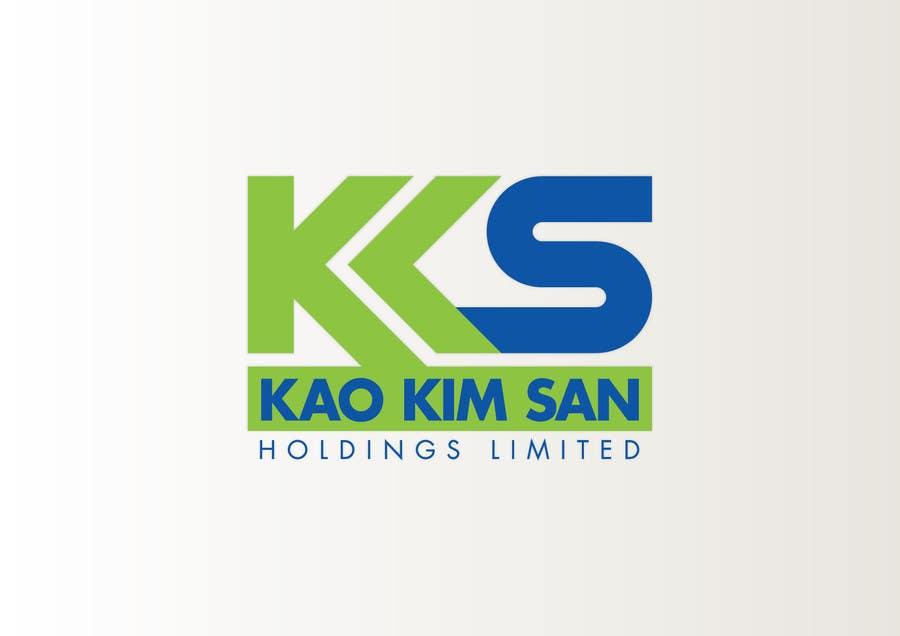 Konkurrenceindlæg #                                        55                                      for                                         Design a Logo for Kao Kim San Holdings Limited