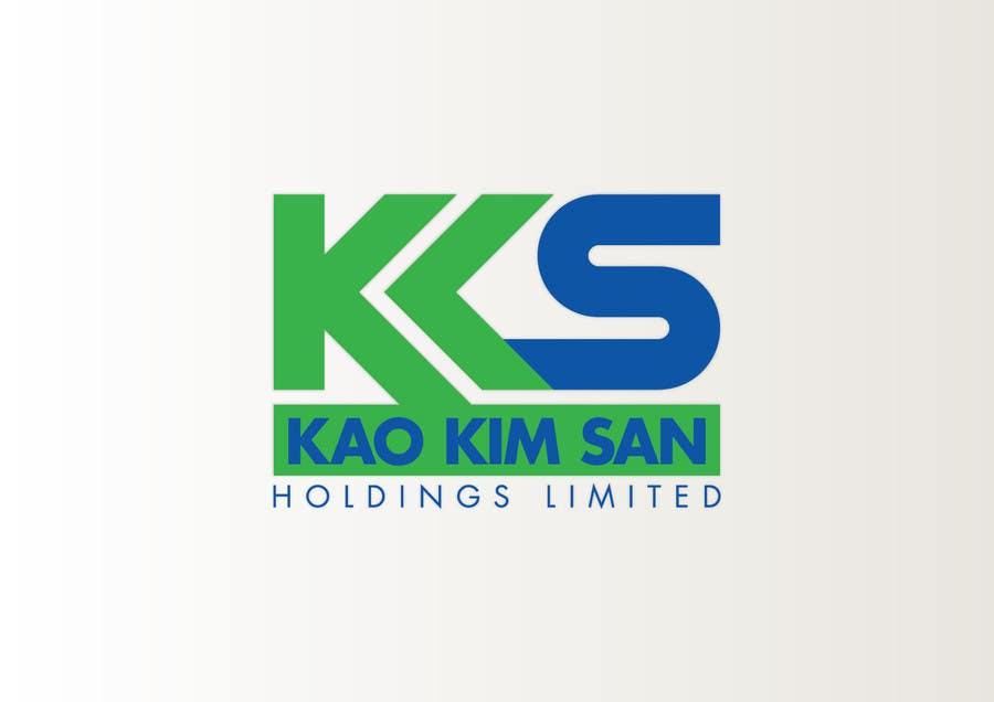 Konkurrenceindlæg #56 for Design a Logo for Kao Kim San Holdings Limited