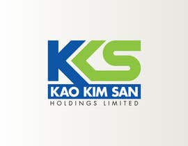 #58 para Design a Logo for Kao Kim San Holdings Limited por baggsie138