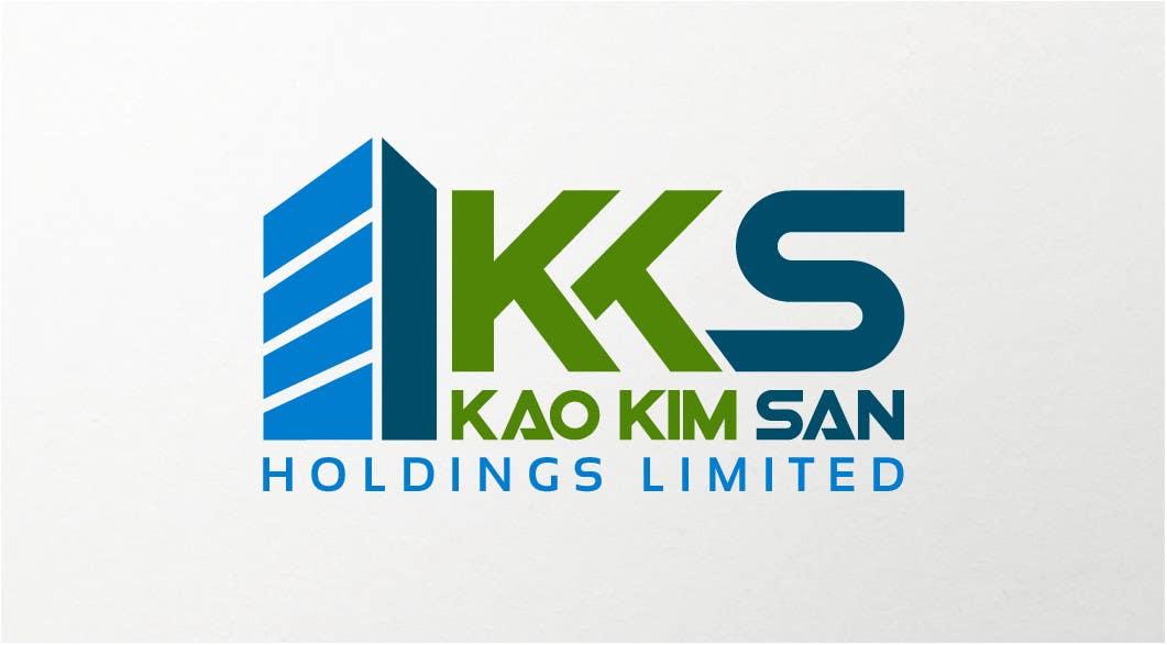 Konkurrenceindlæg #                                        40                                      for                                         Design a Logo for Kao Kim San Holdings Limited