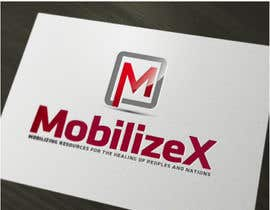 #54 para Design a Logo for MobilizeX por sbelogd