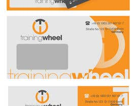 #58 for Develop a Corporate Identity for TrainingWheel af dimitarstoykov