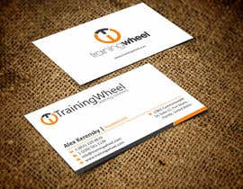 #36 para Develop a Corporate Identity for TrainingWheel por ezesol