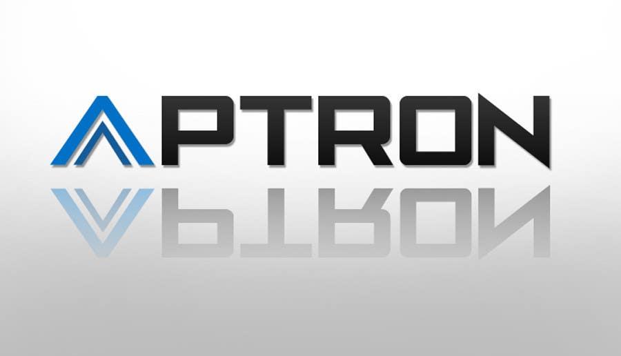"""Contest Entry #                                        64                                      for                                         Design a Logo for """"APTRON"""""""