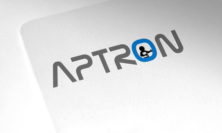 """Contest Entry #                                        38                                      for                                         Design a Logo for """"APTRON"""""""